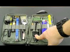 Maxpedition E.D.C. Pocket Organizer - I really like the way this guy has organized his every day carry.