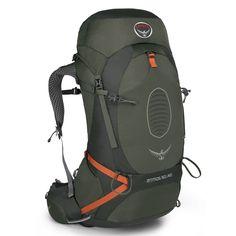 Osprey Atmos AG 50 Trekking- #Rucksack Graphite Grey bei Koffermarkt: ✓verstellbares Rückensystem ✓inkl. Regenschutz ✓50 L Volumen ✓1,99 kg
