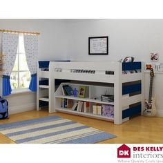 Love this storage under the bed, must do that
