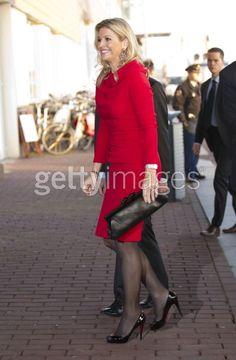 Queen Maxima Louboutin