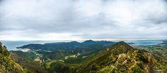 CAP DE CREUS des del Cim de St. Salvador 663m. Alt Empordà - Catalonia #Cap de Creus # Alt Empordà #St. Pere de Rodes #Catalonia #Barcelona #Mediterrani #Mediterranean #Cim de St. Salvador #vicens gibert #mountain peace #landscape #catalonia