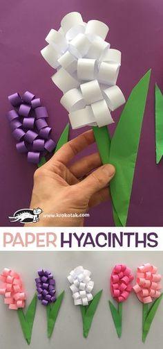 Paper hyacinth