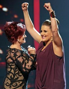 Sam Bailey gets through Week 4 Sam Bailey, Waiting For Her, Female Singers, Celebrity News, Gossip, Divas, Concert, Celebrities, Image