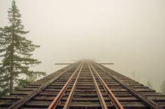 Pacific Northwest Washington bridge Landscape photography  http://jason-lucas.net