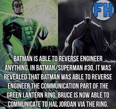 Batman/Green Lantern