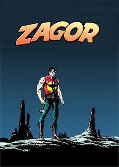 ZAGOR ( Karanlıktaki Canavar )