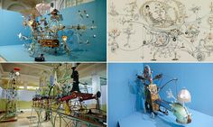 Marvellous mechanical visions of the future