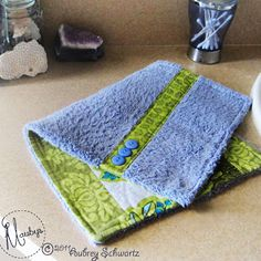 Mauby's: Up-cycling Tutorial! Jelly Rolls Can Save Your Towels.