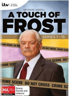 A Touch Of Frost - Series 1 to 15   DVD   ABC Shop