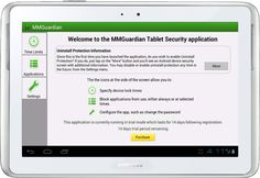 MMGuardian Tablet Security #MMGuardian #Tablet #Icon