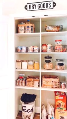 @houseandhens ♥️ What you have planned? #organization #kitchendecor