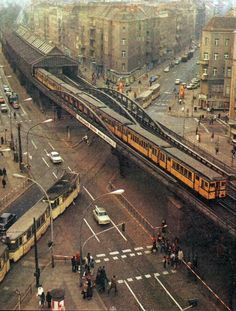 Schönhauser Allee/Dimitroffstr. 70ger East Germany, Berlin Germany, Bahn Berlin, Berlin Berlin, Goodbye To Berlin, U Bahn Station, S Bahn, Berlin Wall, Dream City