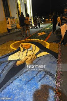 On the occasion of the Feast of Corpus Christi the streets... #alliste: On the occasion of the Feast of Corpus Christi the… #alliste