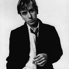 A very young Tim Roth. There you go!... Aside from the smoke, perfect.