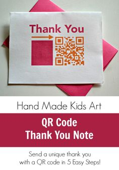 10 Kid-made Teacher Gifts & Thank You Cards - and Win Guylian Chocolates - In The Playroom