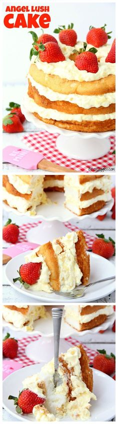 Angel Lush Cake - Th