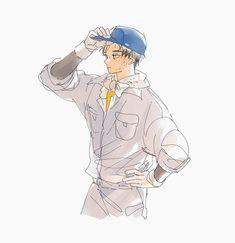 Kenma, Kageyama, Character Art, Character Design, Drawing Reference Poses, Haikyuu Anime, Looks Cool, Art Sketches, Anime Characters