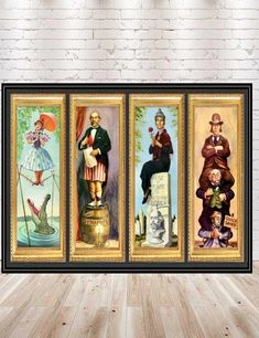 This is a poster of the stretching room available in many sizes including 8 x Haunted Mansion Decor, Haunted Mansion Halloween, Disneyland Haunted Mansion, Halloween Village, Disney Dorm, Disney Nursery, Disney House, Disney Fun, Disney Stuff
