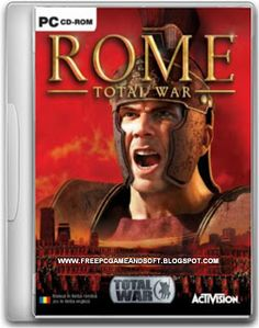 Rome Total War Full version Pc Game Free Download   Download PC Games And Softwares For Free