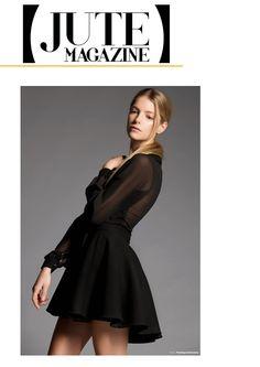 Penélope Almendros en Jute Fashion Magazine