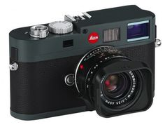 Leica is also putting out a new Leica M-E camera, which sports a spare design more in line with the Leica tradition we're used to. Like the M-9, The M-E sports a 18-megapixel, full-frame sensor, and its 20-ounce build is more compact than the 23-ounce Leica M.