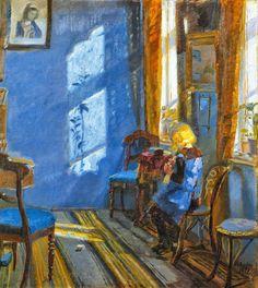 Anna Ancher | Skagen painter | Tutt'Art@ | Pittura * Scultura * Poesia * Musica |