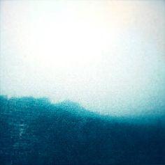 """Saatchi Art Artist Bhairavi Parikh; Photography, """"Blue Mountain"""" #art"""