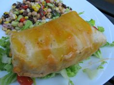 Nifs Healthy Baked Beef Burritos Recipe - Food.com: Food.com