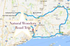 Dare to explore Connecticut on this natural wonders road trip to some of the most enchanting spots we have to offer. A must see adventure! New England Travel, New England Homes, Fall In Connecticut, Groton Connecticut, Places To Travel, Places To Go, West Hartford, Motorcycle Travel, Us Road Trip