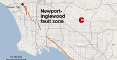 LOS ANGELES GROWS NERVOUS ABOUT THE 'BIG ONE' AS HELIUM FOUND LEAKING FROM FAULTLINE