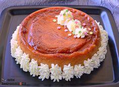 Flan de turrón en microondas   Estuches y moldes Lekue a la venta aquí: http://www.cornergp.com/?cat=183