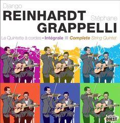 Django Reinhardt, Stéphane Grappelli : l'intégrale indispensable
