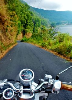 Getting off the beaten path on a motorbike trip of central Bali