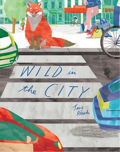 Some fun city exploring ideas to keep young explorers busy this summer. A lovely book by illustrator Christine Rosch