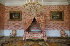 Trip to Paris 2012: Palace of Versailles interior, queen room wider