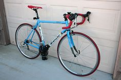 Bianchi Imola - Steel is Real by normdzn, via Flickr