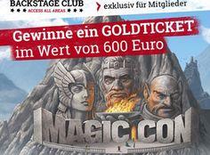 Gewinne mit EMP ein Gold Ticket für die Magic Con im Wert von 600.-!  Mach gratis im Wettbewerb mit und sei am 21. – 23. April dabei.  Teste hier dein Glück: http://www.gratis-schweiz.ch/gewinne-ein-gold-ticket-fuer-die-magic-con/  Alle Wettbewerbe: http://www.gratis-schweiz.ch/