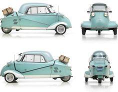 The Messerschmitt KR200, my next car.