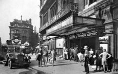 Сквозь столетия: Лондон вчера и сегодня. Статьи. Онлайн-гид по Лондону.