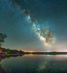 Lake Eau Claire Dreaming by Adam Dorn