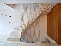 Londra'da Bir Apartman Renovasyonu