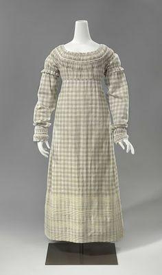Dress, ca. 1815; Rijksmuseum BK-1983-44