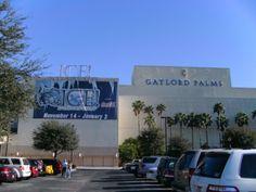 ICE, at Gaylord Palms. Orlando, Florida