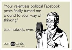 Why I'm Sick Of Political Arguments On Social Media