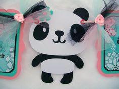 Panda Birthday Banner - Etsy