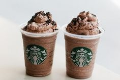 Starbucks Secret Menu: Cookies and Cream Frappuccino | Starbucks Secret Menu