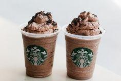 Starbucks Secret Menu: Cookies and Cream Frappuccino   Starbucks Secret Menu