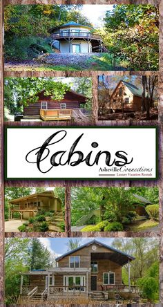 Cozy up with your loved ones in a cabin for your next mountain vacation! Book your Asheville retreat today!