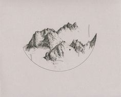 eviecahir: Mountain/Study