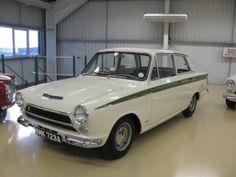 Reynolds' Lotus Cortina